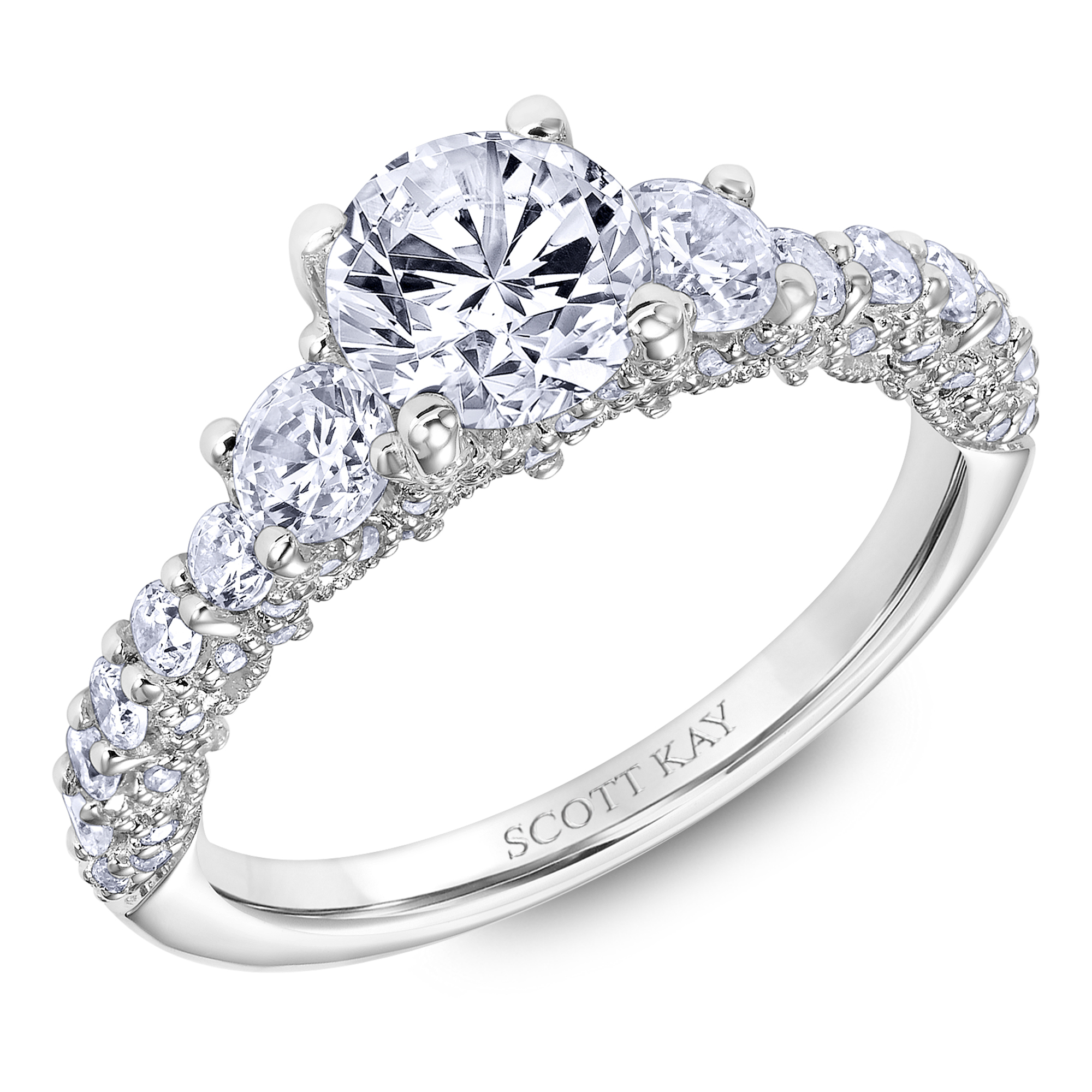 solid petite engagement s ring koerber full rings fine bridal tacori bottom diamond your jewelry scott destination crescent kay